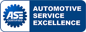 ASE Certified Automotive Service Excellence Logo